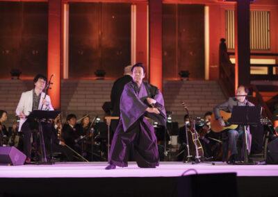 大本山 増上寺 祈りと希望のコンサート リハーサル