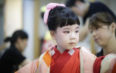 子供舞踊塾 第4回 舞台プログラム(国立劇場)参加者募集のご案内